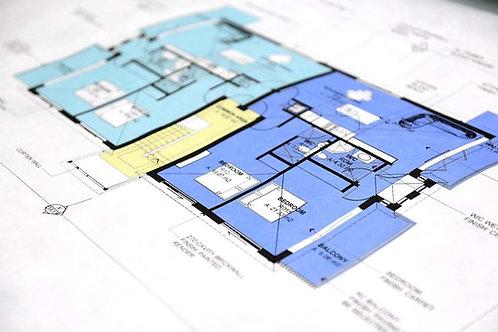 Blueprint Color Copies