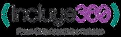 Logo de la Corporación Incluye 360 Chile