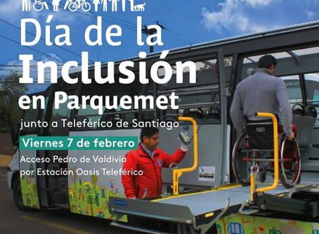 Celebra con nosotros el día de la inclusión