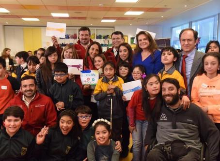 """Lanzamiento de la campaña """"Actívate por la inclusión"""" en Instituto Teletón"""