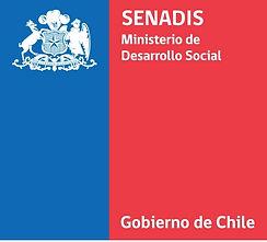 Logo de SENADIS Servicio Nacional de la Discapacidad