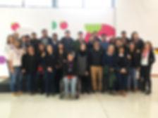 Participantes del taller de Cambio Cultural dictada en la empresa Coprefrut