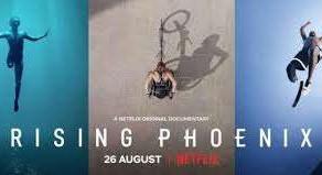 Rising Phoenix, la extraordinaria historia de los Juegos Paralímpicos.