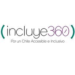 Logo de Incluye 360