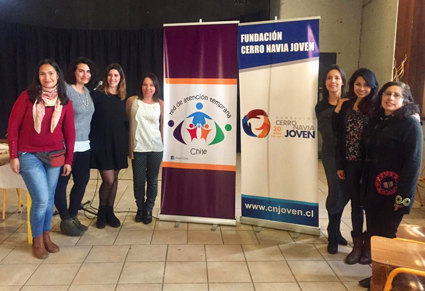 Coordinación y participación de Talleres Educativos en conjunto con Red AT-Chile
