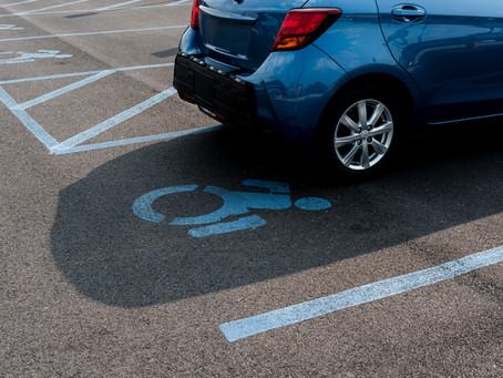 Se unifican criterios para la aplicaciòn de multas por estacionar en un espacio destinado a vehículo