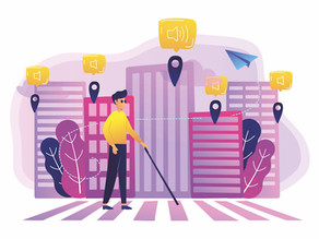 Se viene nuevo proyecto AI para veredas urbanas accesibles junto a Smart Cities for All y G3itc.