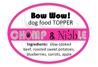 Bow Wow Topper