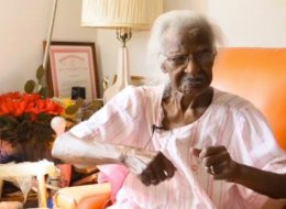 The Oldest Living American