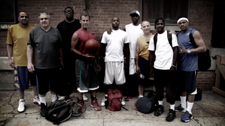 Old Geezers Battle Young Whippersnappers at Basketball in Centrum's Short Film