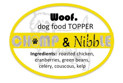 Woof Topper