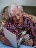 Britain's newest oldest woman, 112 WOW