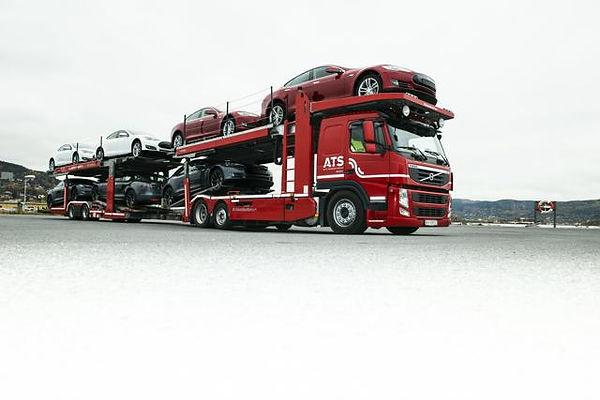 Bilfrakt og transport av bil