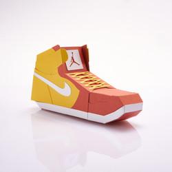 Paper Sneaker AJ1 14