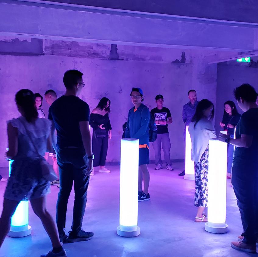 Playloop Interactive Installation