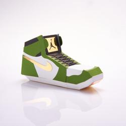 Paper Sneaker AJ1 16
