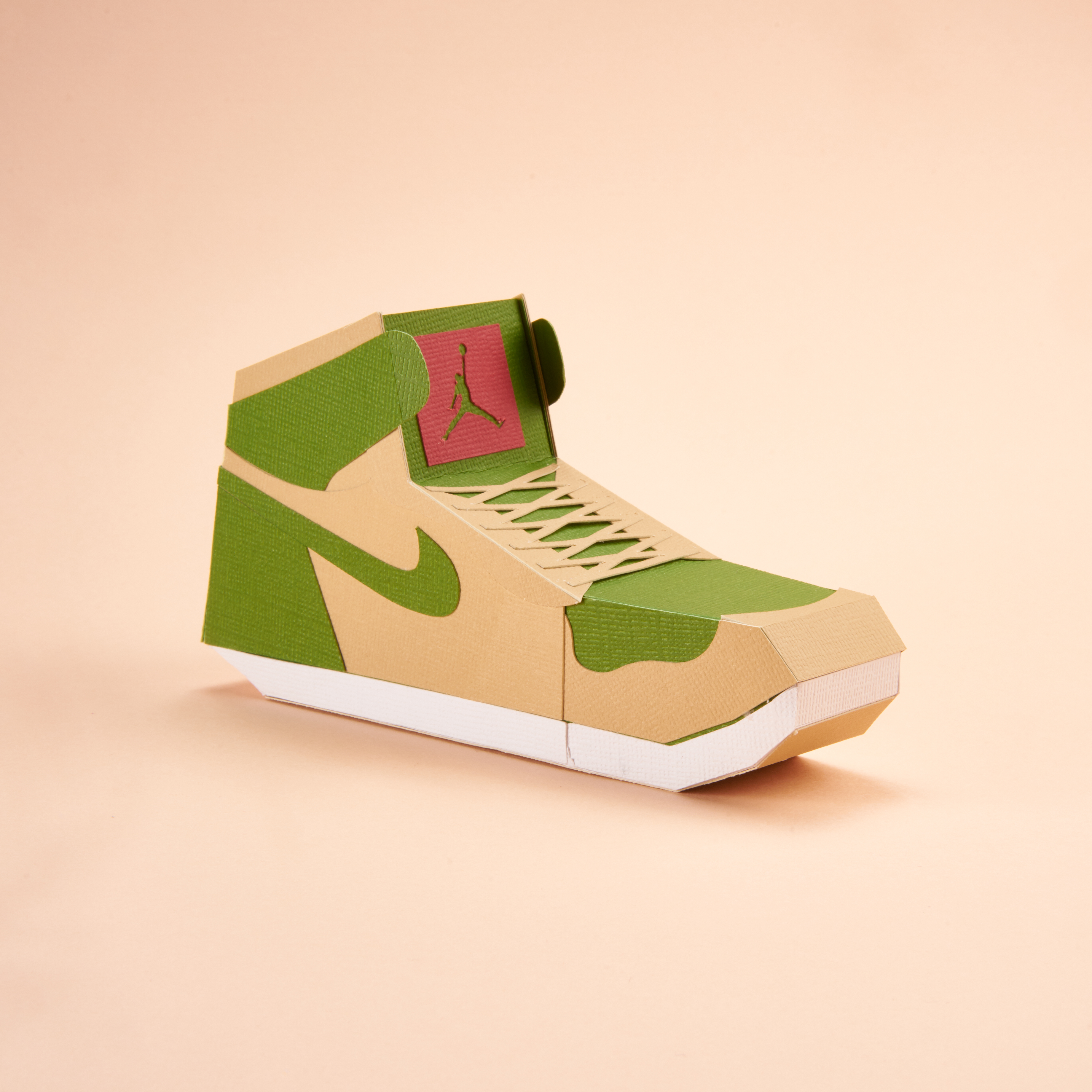 Paper Sneaker AJ1 93
