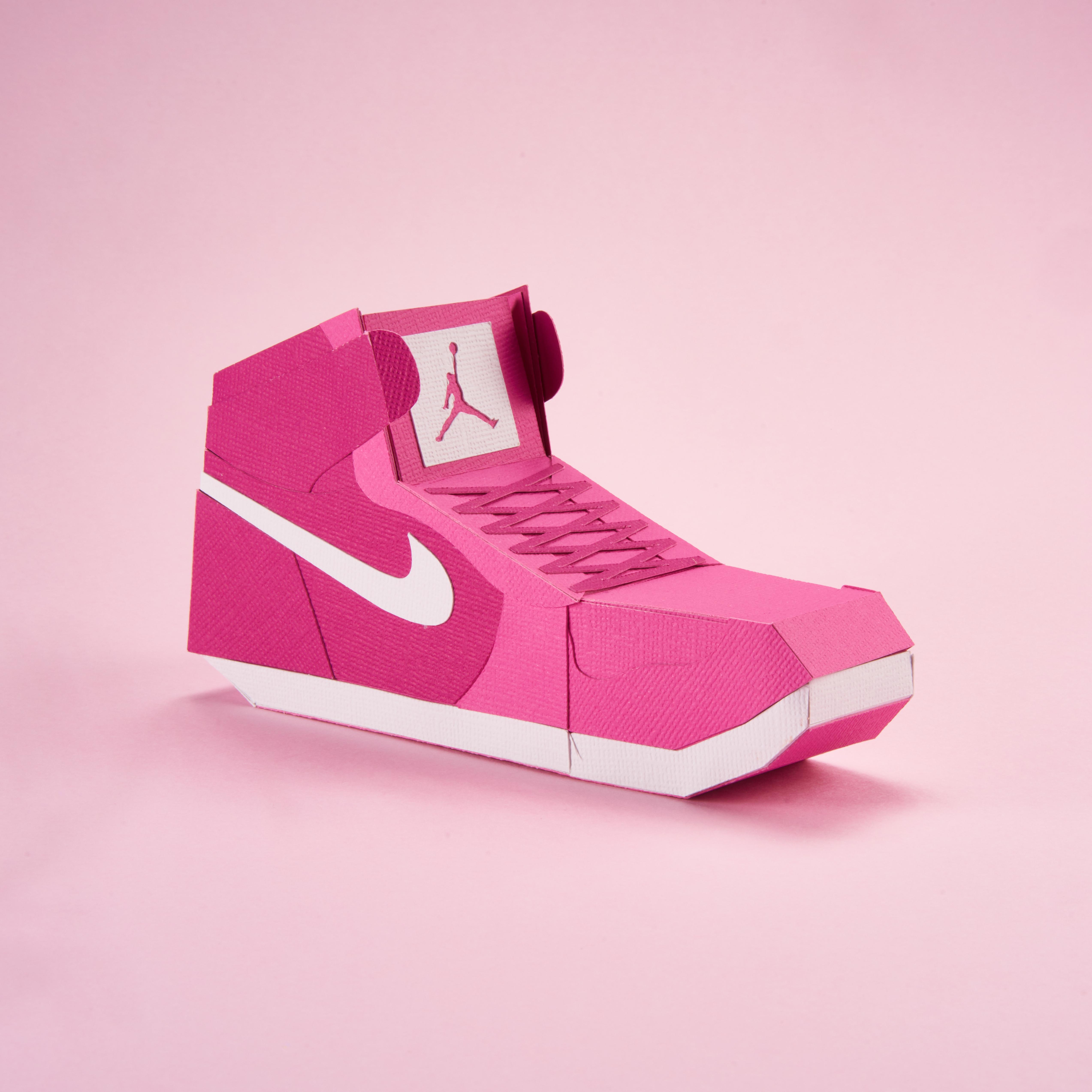 Paper Sneaker AJ1 67
