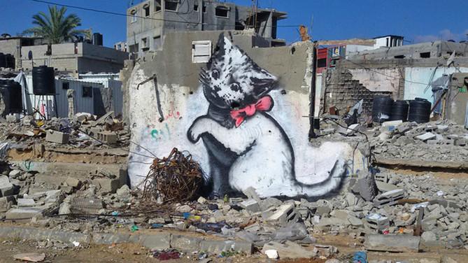Politics in Street Art
