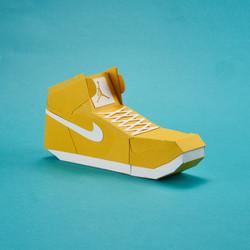 Paper Sneaker AJ1 95