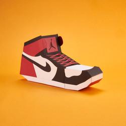 Paper Sneaker AJ1 79
