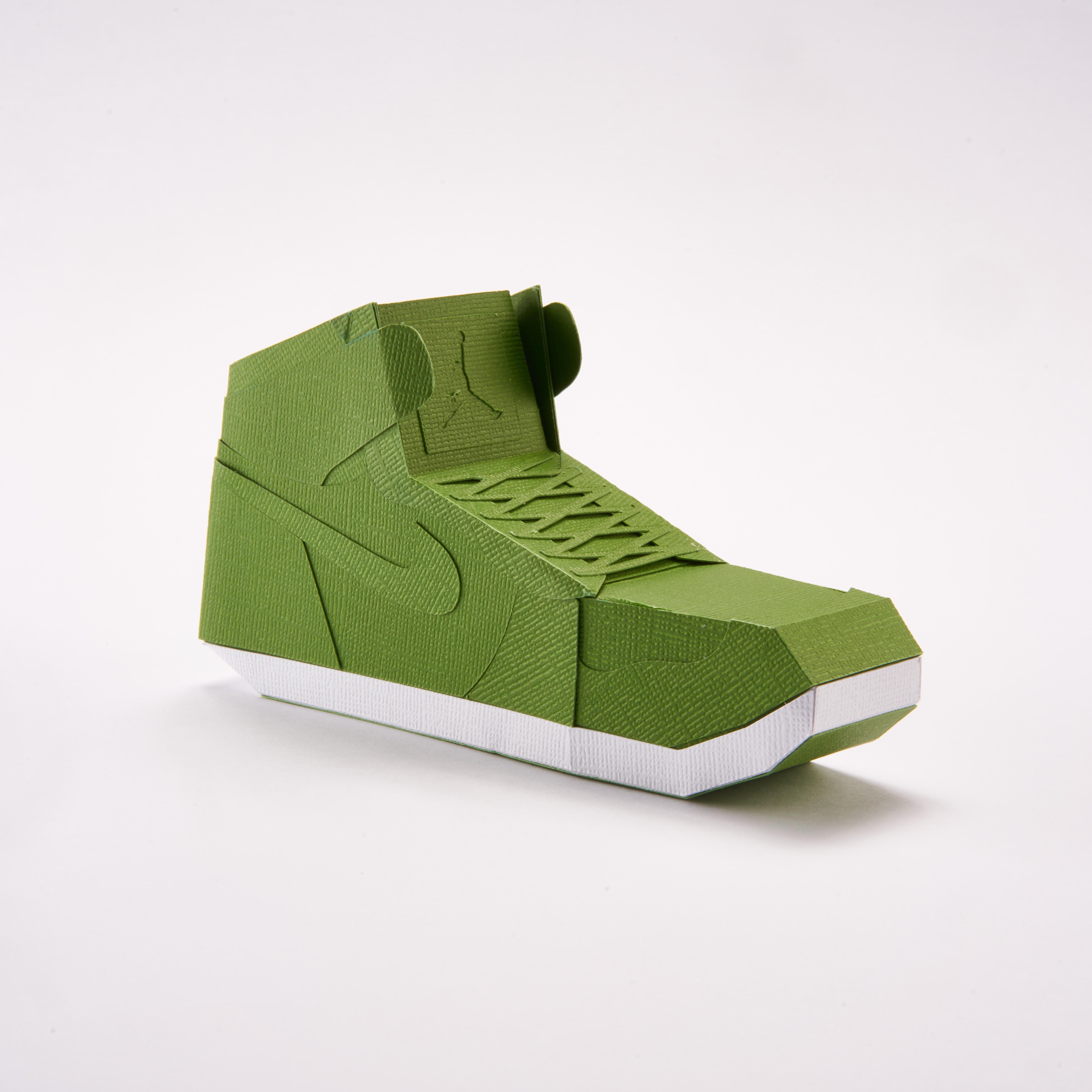 Paper Sneaker AJ1 48