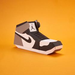 Paper Sneaker AJ1 74