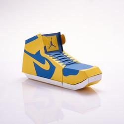 Paper Sneaker AJ1 55