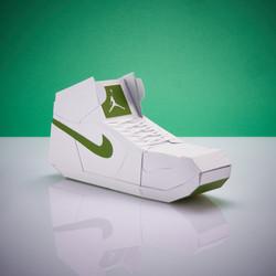 Paper Sneaker AJ1 87