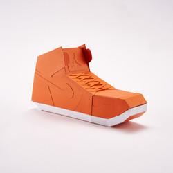 Paper Sneaker AJ1 50