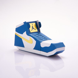 Paper Sneaker AJ1 61