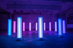 Playloop Interactive Art Installation