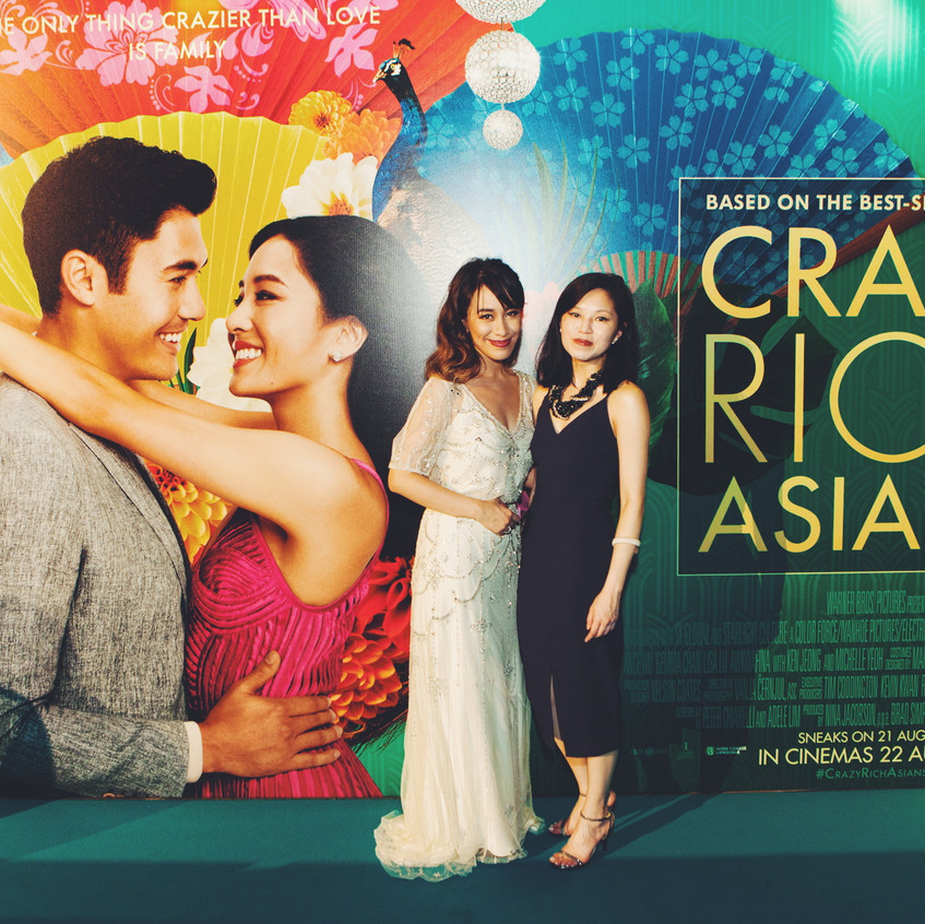 Crazy Rich Asians Natalie Wong Buyer