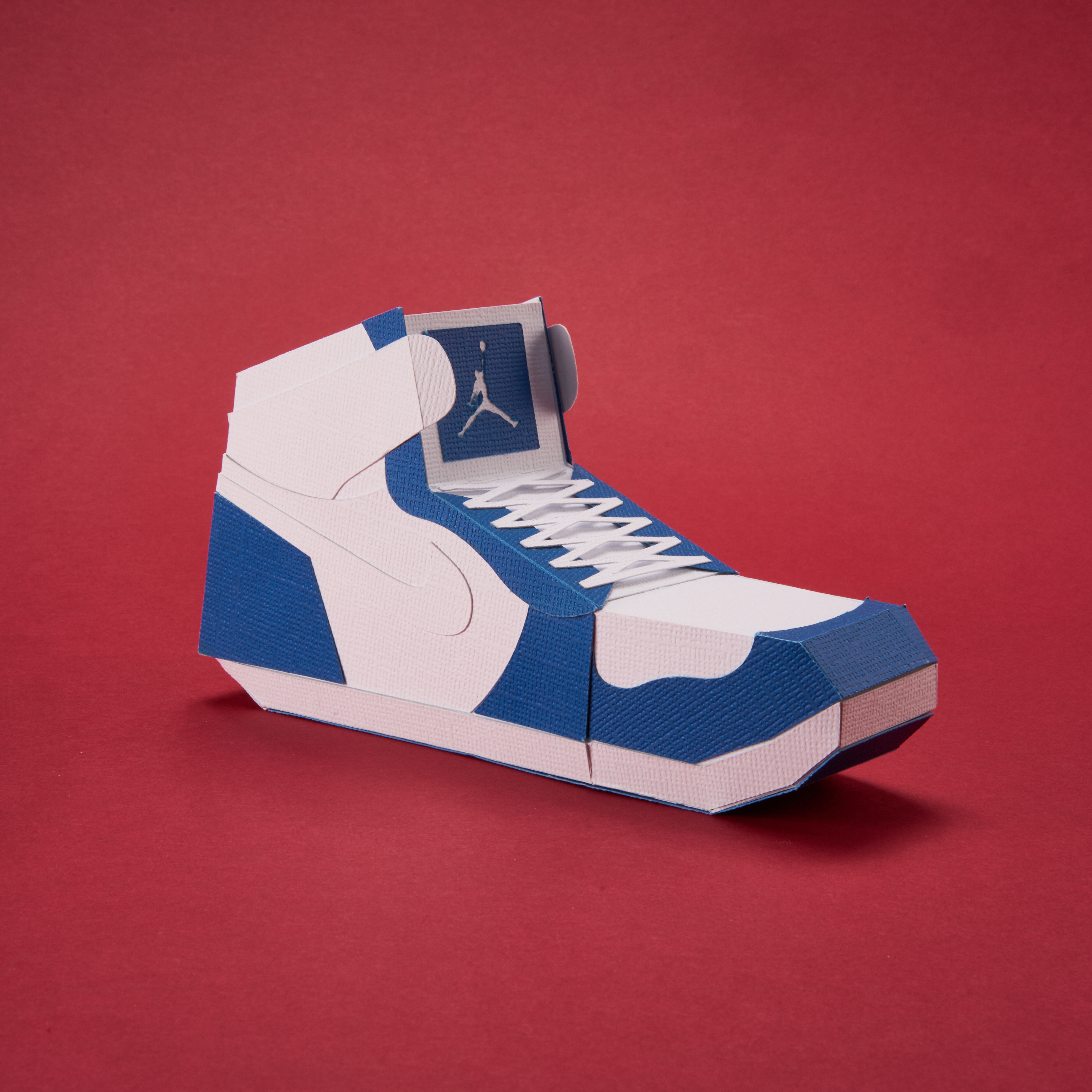 Paper Sneaker AJ1 35