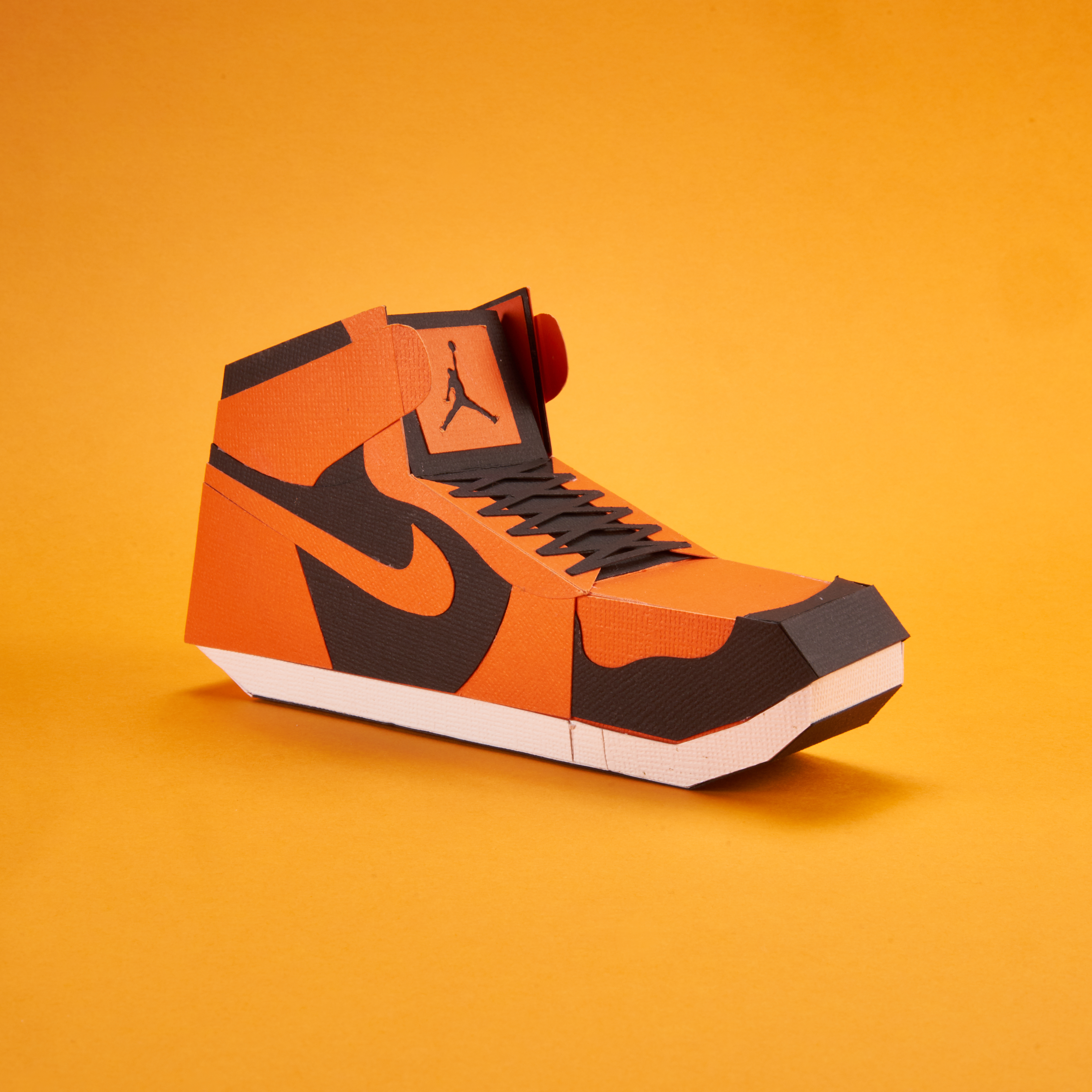 Paper Sneaker AJ1 24