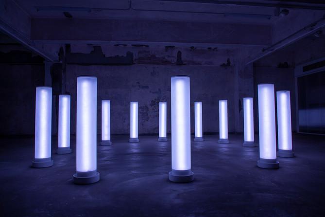 PLAYLOOP - Interactive Sound & Light Installation