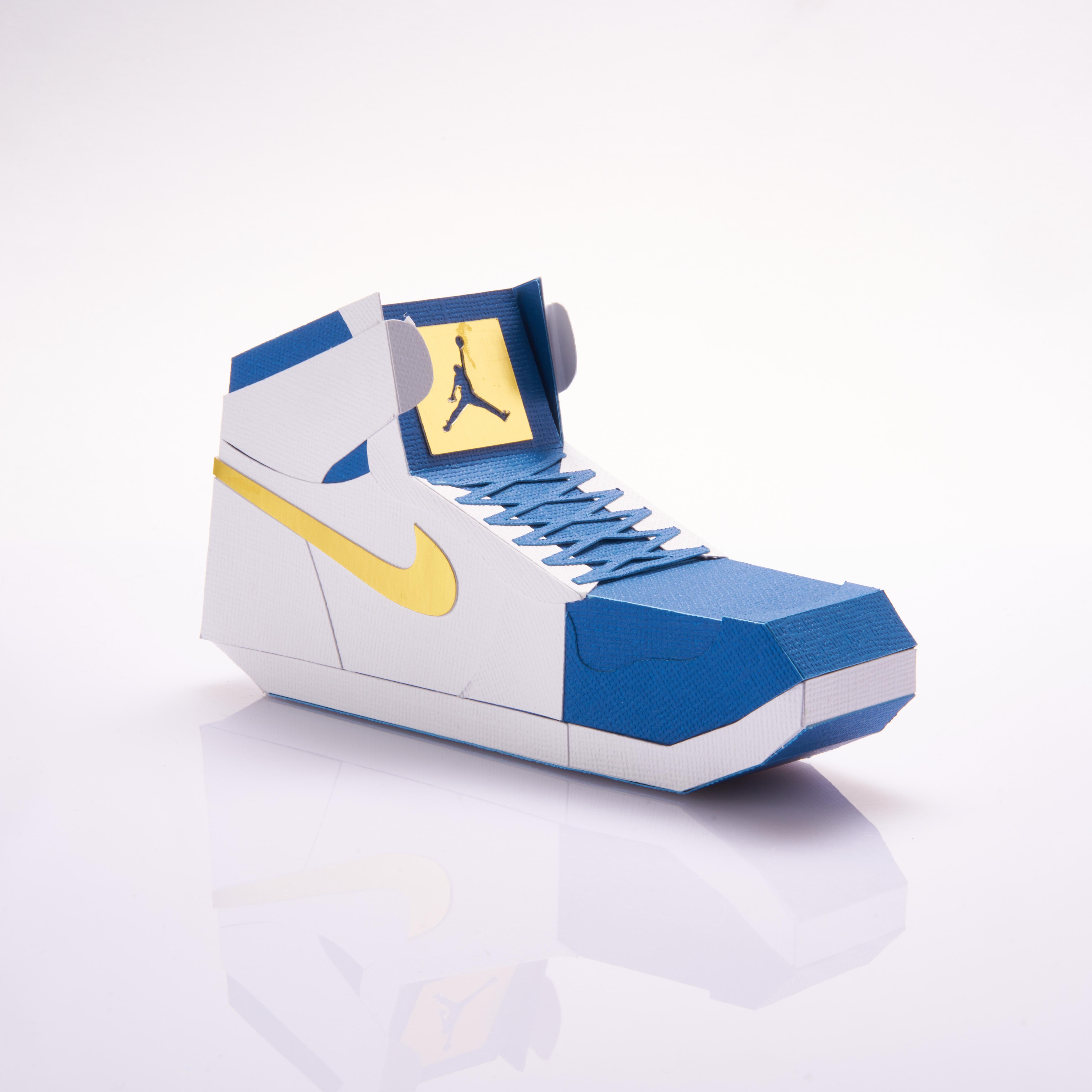 Paper Sneaker AJ1 60