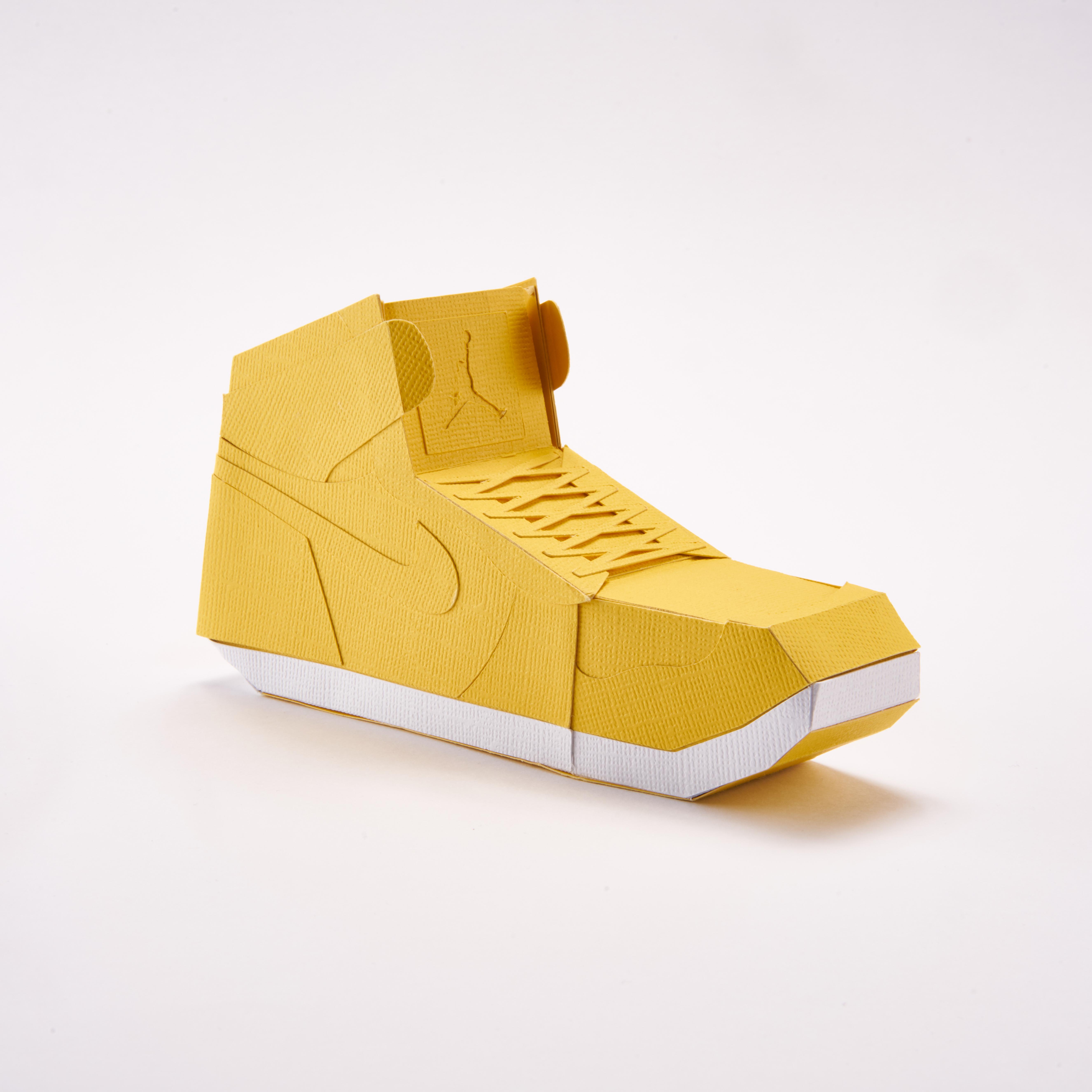 Paper Sneaker AJ1 44