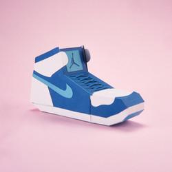 Paper Sneaker AJ1 65