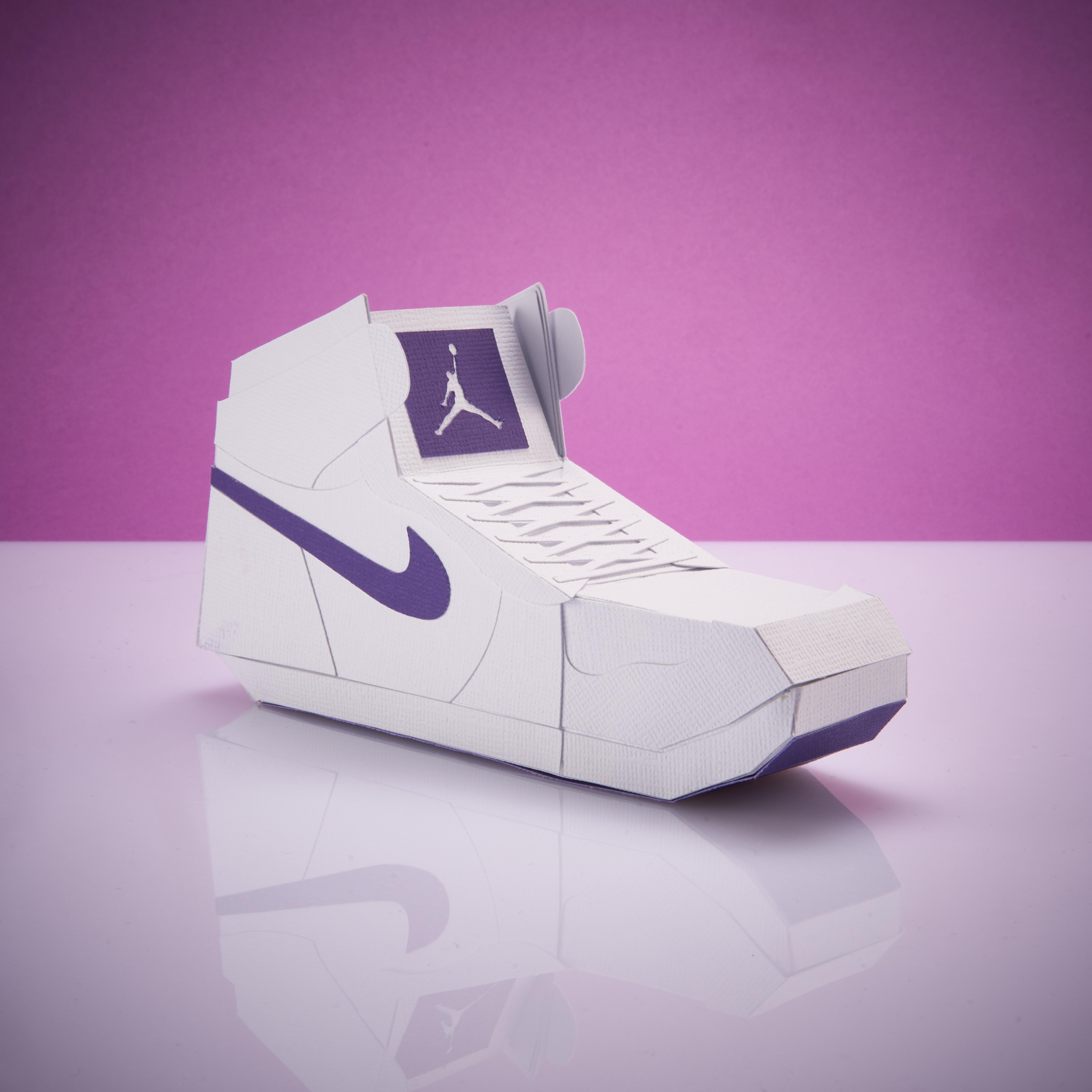 Paper Sneaker AJ1 88