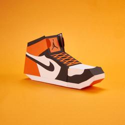 Paper Sneaker AJ1 73