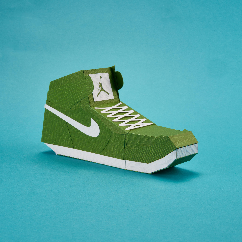 Paper Sneaker AJ1 97