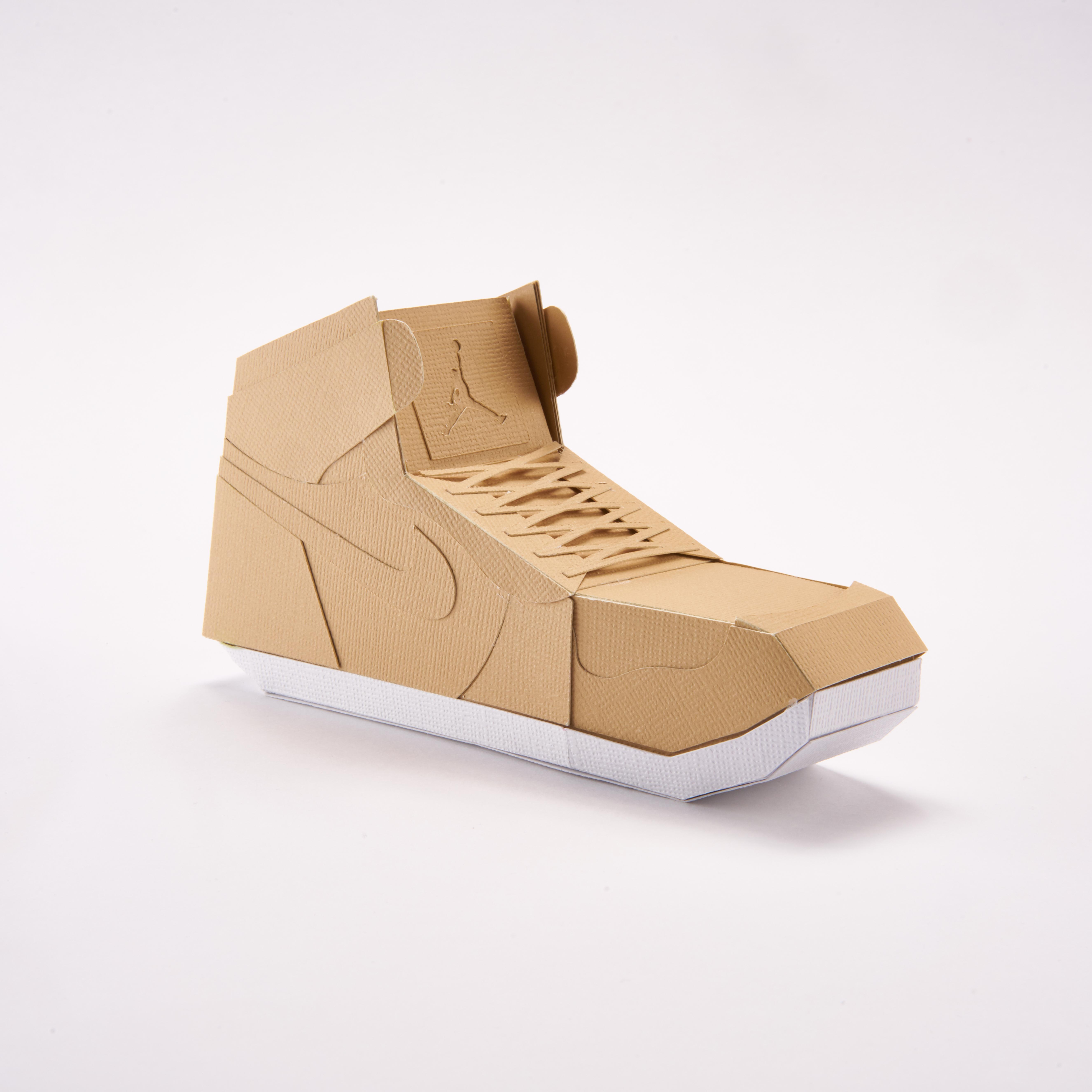 Paper Sneaker AJ1 40