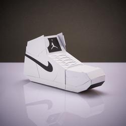 Paper Sneaker AJ1 89