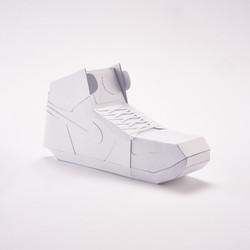 Paper Sneaker AJ1 51
