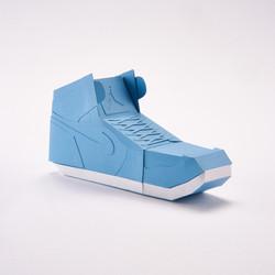 Paper Sneaker AJ1 49