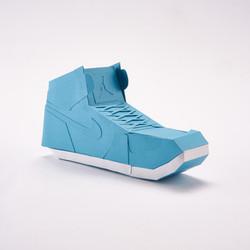 Paper Sneaker AJ1 46