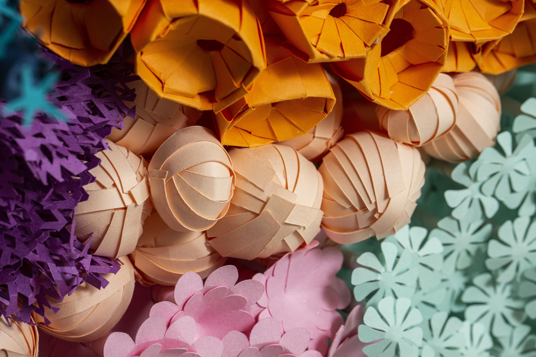 Paper Coral Art