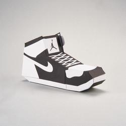 Paper Sneaker AJ1 70