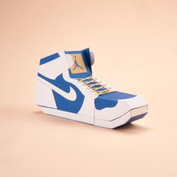 Paper Sneaker AJ1 94